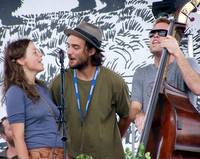 Seth & Daisy w/ Greensky Bluegrass at Dunegrass 20