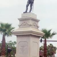 """Ponce de Leon Statue"" by Jesse Ray"