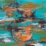 """Desert Sun"" by TinaMastinArt"