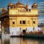 """Golden Temple Front 3 Collage"" by SikhPhotos"