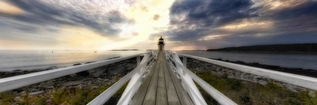Lighthouse Perspective