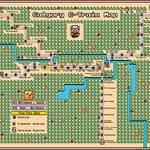 """Calgary 2012-2013 C-Train Map In Mario 3 Style"" by originaldave77"