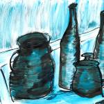 """Bottles & Jars"" by RaeH"