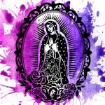 """Our Lady of Guadalupe"" by angeldamico"