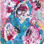 """Neon Buddha"" by RaeH"