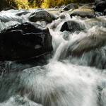 """North Fork Santiam River, Oregon"" by jayphotos"
