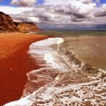 """""""Blue Sky Beach"""" by ImageMonkey"""