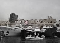 boating during Monaco Grand Prix