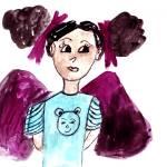 """I am an Angel, I swear"" by Adisa"