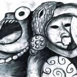"""""""Aztec Warrior Spirit"""" by RaeH"""