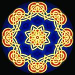 """Celtic Mandala"" by RaeH"