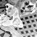 """Mask of Emotion Remix 1"" by StephanieCollazo"