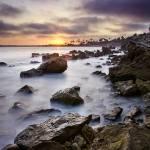 """California Sunset"" by lonewolf565"