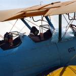 """Stearman roll out"" by brucet"