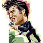 """Elvis Presley"" by garthglazier"