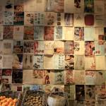 """The newspaper wall"" by andreea_gerendy"