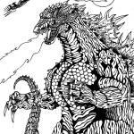 """""""Godzilla"""" by lungzilla"""