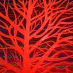 """red tree"" by TCRAWFORD"