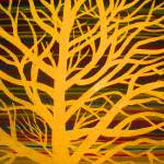"""yellow tree"" by TCRAWFORD"