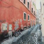 """Rome Alley"" by RachelKeough"