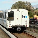 """Broad Gauge BART"" by Laurence"