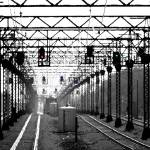 """Catenary Tunnels"" by Laurence"