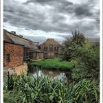 """Frogmore paper mill, Apsley, Hertfordshire"" by UKLady2"
