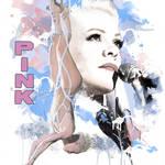 """""""Pink"""" by DSchellack"""