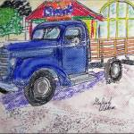 """Old Truck Branson Missouri"" by garlandoldham"