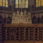 """""""Cathedral, Regensburg 29 crop"""" by PriscillaTurner"""