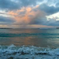 Hawaiian Sunset Art Prints & Posters by Ruth Elayne Kongaika