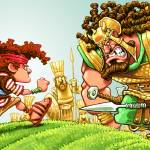 """a David Goliath"" by dennisjones"
