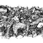 """Inky Undergrowth"" by RolandsRevue"