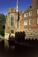 The Old Library, St. John's College, Cambridge