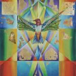 """Hummingbird Prism"" by ClydeYoshida"