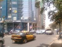 Downtown Dakar