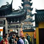 """Longhua Temple & Pagoda, Shanghai, China"" by BonVivantPhotography"
