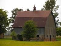 Galvanized Barn