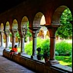 """Cloisters Colonnade"" by MauiViews"