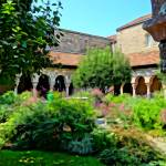 """Cloisters Courtyard"" by MauiViews"