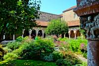 Cloisters Courtyard