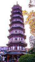 Eight Storey Pagoda