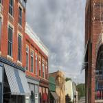 """Augusta, Kentucky"" by BrendaSalyersArt"