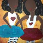 """Ballerinas"" by Adisa"