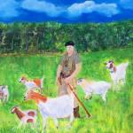 """The Herdsman"" by lmeaux2"