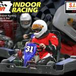 """Chris - Sykart 2007 Fall Indoor Kart Racing Season"" by Kart-Race-Art"