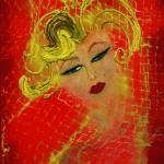 """""""Marilyn"""" by Surreala"""