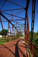 Route 66 - One Lane Bridge