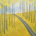 """Ginkgo Hill"" by HerbDickinson"