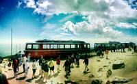 Pike's Peak Cog Railway Panorama